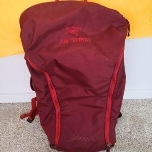 Arc'teryx Backpack Unisex wine Sebring 25 sport